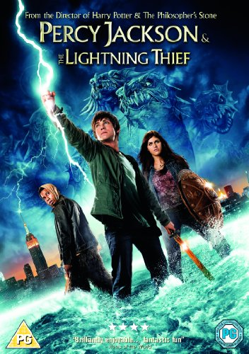 Percy Jackson And The Lightning Thief (UK) -- via Amazon Partnerprogramm