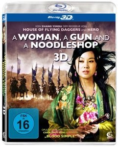 A Woman, a Gun and a Noodleshop (3D) (Blu-ray)