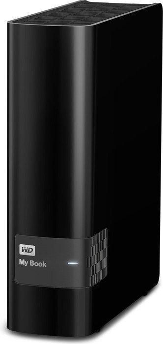 Western Digital My Book 6TB, USB 3.0 (WDBFJK0060HBK)