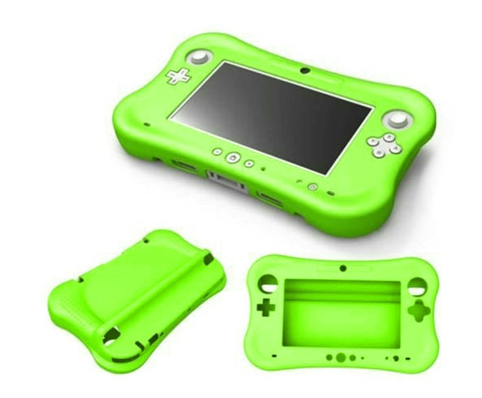 Speedlink GUARD Protection Skin for Gamepad, green (WiiU)