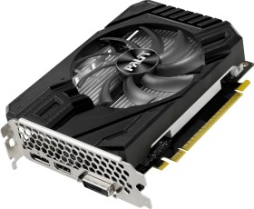 Palit GeForce GTX 1650 StormX D6, 4GB GDDR6, DVI, HDMI, DP (NE61650018G1-166F)