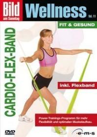 Bild am Sonntag Wellness Vol. 11: Cardio Flex Band Basic