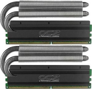 OCZ ReaperX HPC Enhanced Bandwidth DIMM Kit 2GB, DDR3-1333, CL6-5-5-18 (OCZ3RPX1333EB2GK)