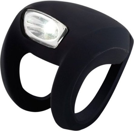 Knog Frog Strobe Headlight black -- via Amazon Partnerprogramm