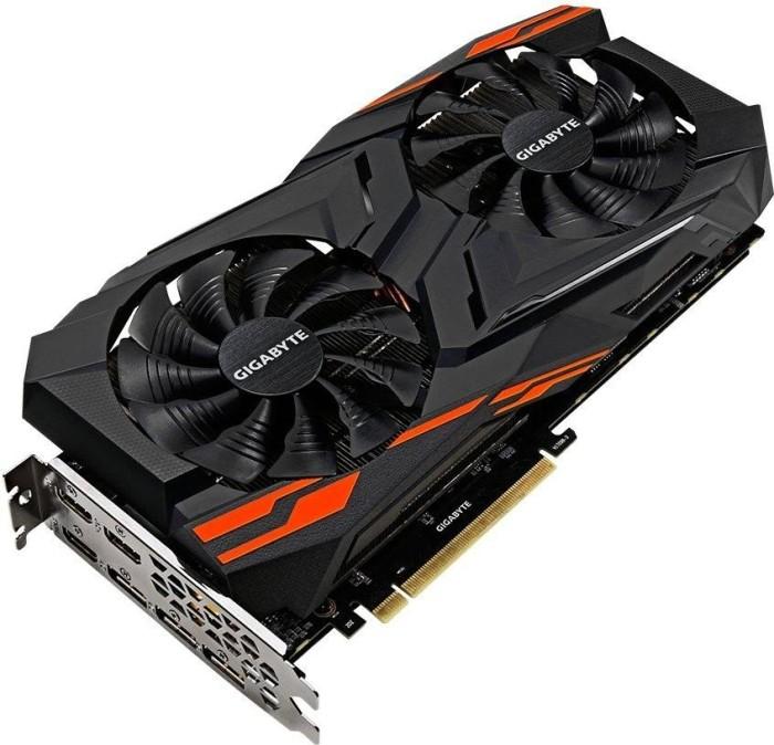 Gigabyte Radeon RX Vega 64 Gaming OC 8G, 8GB HBM2, 3x HDMI, 3x DP (GV-RXVEGA64GAMING OC-8GD)
