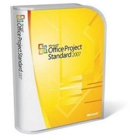 Microsoft Project 2007 Standard, Update (English) (PC) (076-03714)