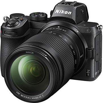 Nikon Z 5 mit Objektiv Z 24-200mm 4.0-6.3 VR (VOA040K004) -- via Amazon Partnerprogramm