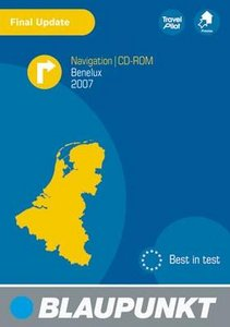 Blaupunkt: TravelPilot Benelux 2007
