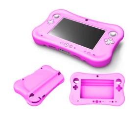 Speedlink GUARD Protection Skin for Gamepad pink (WiiU)