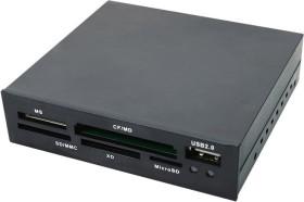 LogiLink 54in1 Multi-Slot-Cardreader, USB 2.0 9-Pin Stecksockel [Stecker] (CR0012)