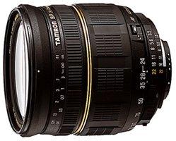 Tamron SP AF 24-135mm 3.5-5.6 AD Asp IF do Canon EF czarny (190DE)
