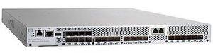 HP StorageWorks 1606 Full Extension Rackmount 8G Managed SAN-Switch, 6x RJ-45, 16x FC (AP863A)
