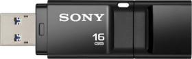 Sony X-Series schwarz 16GB, USB-A 3.0 (USM16GXB)