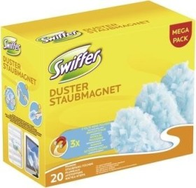 Swiffer dust magnet refill pack cloths, 5x 5 pieces