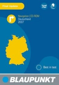 Blaupunkt TravelPilot Deutschland 2007