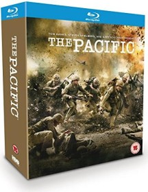 The Pacific (Blu-ray) (UK)