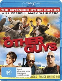 The Other Guys (Blu-ray) (UK)