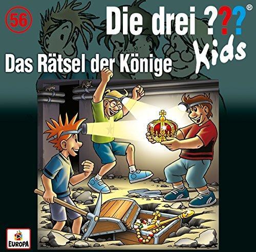 Die drei ??? Kids Folge 56 (Das Rätsel der Könige) -- via Amazon Partnerprogramm