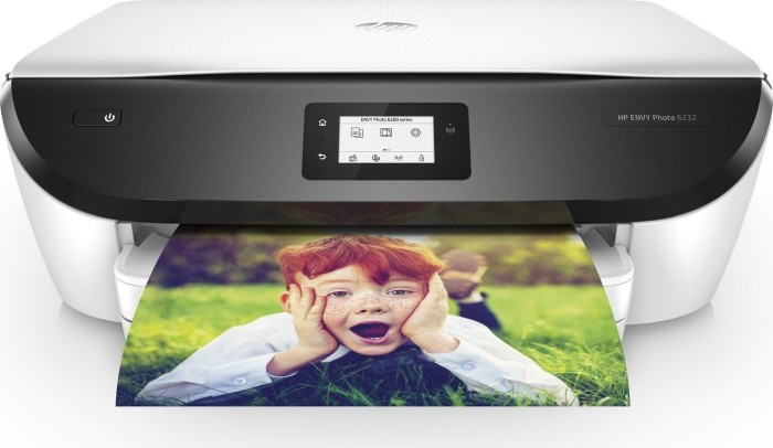 HP Envy Photo 6232 All-in-One weiß, Tinte (K7G26B)