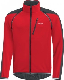 Gore Wear C3 Phantom Windstopper Zip Off Fahrradjacke rotschwarz (Herren) (100190 3599) ab € 144,90