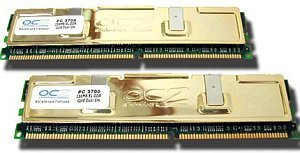 OCZ DIMM kit 512MB, DDR-466, CL2-3-3-7-2T