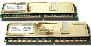 OCZ DIMM Kit 512MB, DDR-500, CL2.5-4-4-7-2T