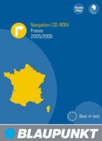 Blaupunkt TravelPilot Frankreich 2007
