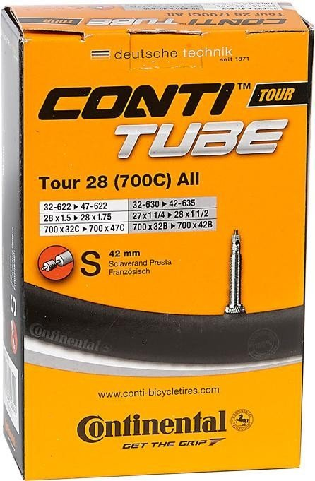 "Continental Tour 28"" (700C) All SV 42mm Schlauch (0182031)"