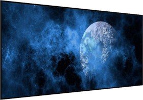 Deluxx Cinema Rahmenleinwand SlimFrame 298x168cm Darkvision (1000004549)