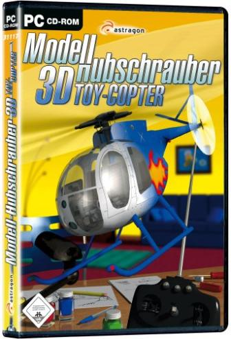 Modellhubschrauber 3D - ToyCopter (deutsch) (PC) -- via Amazon Partnerprogramm