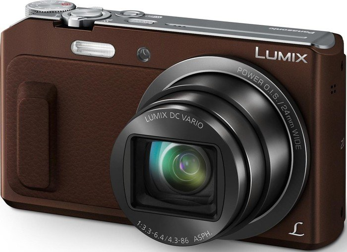Panasonic Lumix DMC-TZ58 brown