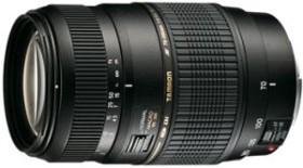 Tamron AF 70-300mm 4.0-5.6 Di LD macro 1:2 for Canon EF black (A17E)