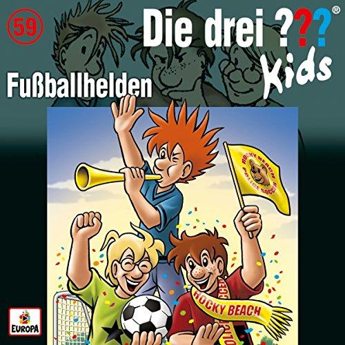 Die drei ??? Kids Folge 59 (Fußballhelden) -- via Amazon Partnerprogramm