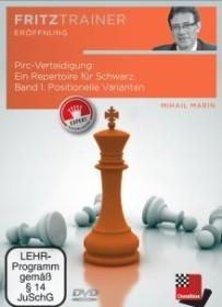 Chessbase Fritz Trainer - Pirc-Verteidigung: Ein Repertoire für Schwarz. Band 1 (deutsch) (PC)