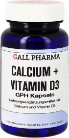 calcium + vitamin D3 GPH capsules, 360 pieces
