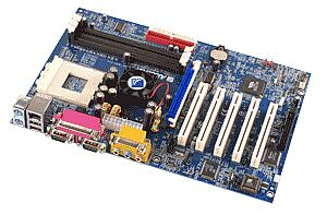 Albatron KX400-8XV Pro, KT400 (PC-2700 DDR)