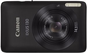 Canon Digital Ixus 130 black (4185B009)