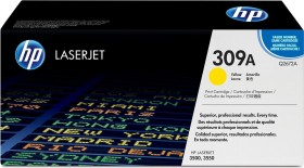 HP Toner 309A yellow (Q2672A)
