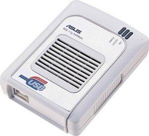 ASUS WL-160G, 54Mbps, USB 2.0