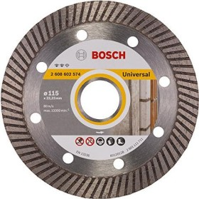 Bosch Expert for Universal Turbo Diamanttrennscheibe 115x2mm, 1er-Pack (2608602574)