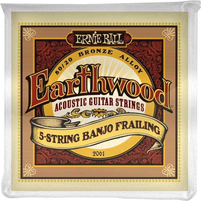 Ernie Ball Earthwood 5-String Banjo Frailing (P02061)