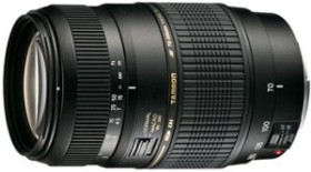 Tamron AF 70-300mm 4.0-5.6 Di LD macro 1:2 for Sony A black (A17M/A17S)