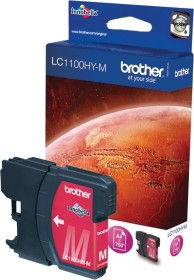Brother ink LC1100HYM magenta high capacity