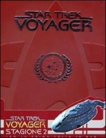 Star Trek: Voyager Season 2 (DVD) (UK)