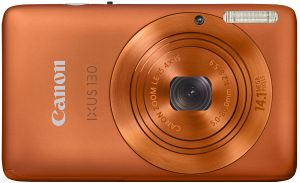 Canon Digital Ixus 130 orange (4186B009)