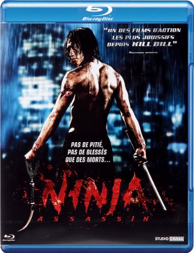 Ninja Assassin (Blu-ray) (UK) -- via Amazon Partnerprogramm