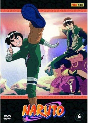 Naruto Vol. 6 (Folgen 23-26) -- via Amazon Partnerprogramm