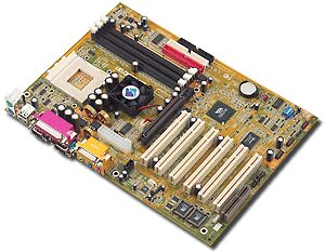Albatron KX400+ Pro, KT333 (PC-2700 DDR)