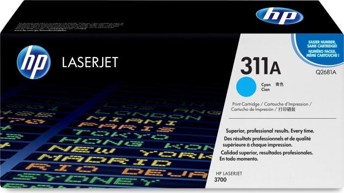 HP Q2681A Toner cyan