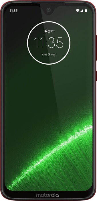 Motorola Moto G7 Plus Dual-SIM red